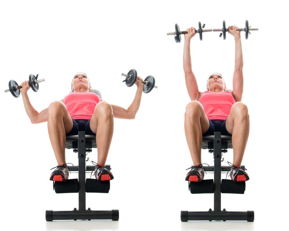 Exercise - Chest Press