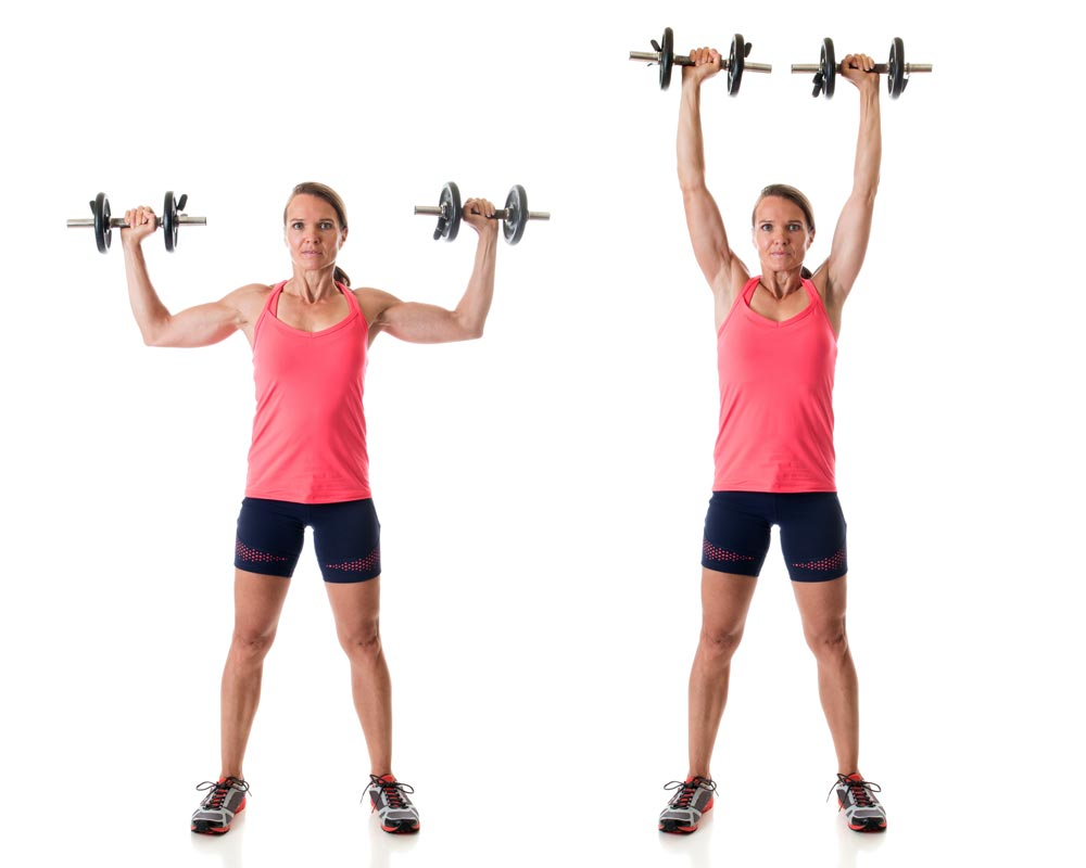 Exercise - Shoulder Press